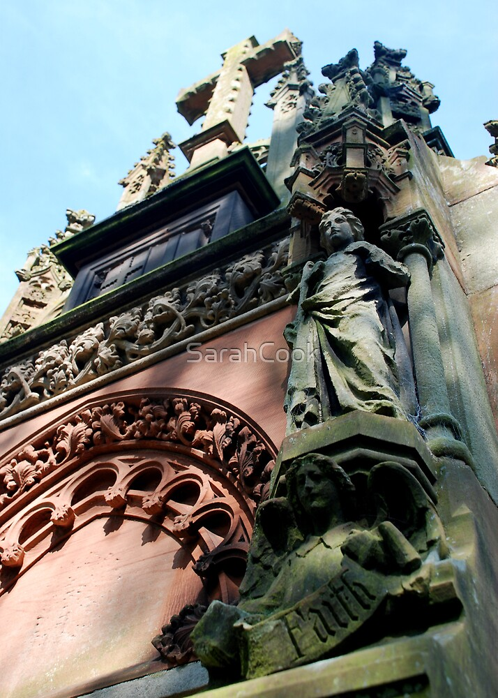 Faith - Rosslyn Chapel, Scotland by SarahCook