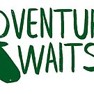 Adventure Awaits by Cairn  Camps