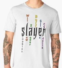 Buffy's Scooby Gang Men's Premium T-Shirt