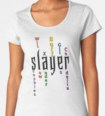 Buffy's Scooby Gang Women's Premium T-Shirt