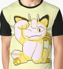 meowth sprite Graphic T-Shirt