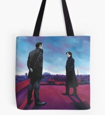 The Final Problem Tote Bag