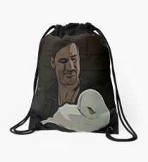 Killian Jones Comic 55 Drawstring Bag