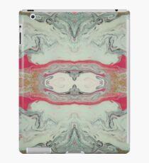 Pink Digital Art Design iPad Case/Skin