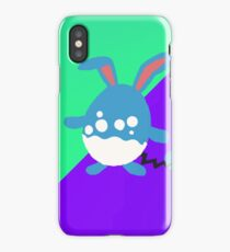 Azumarill Simple  iPhone Case/Skin