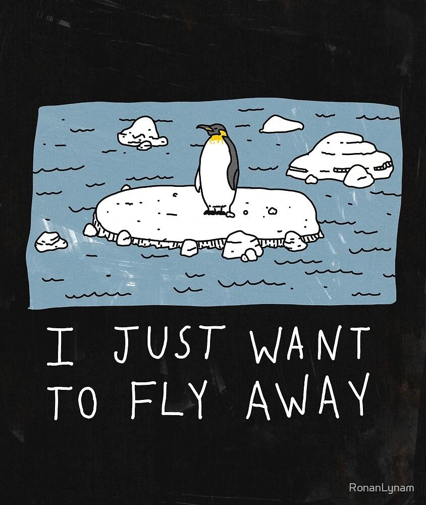 Penguins by RonanLynam