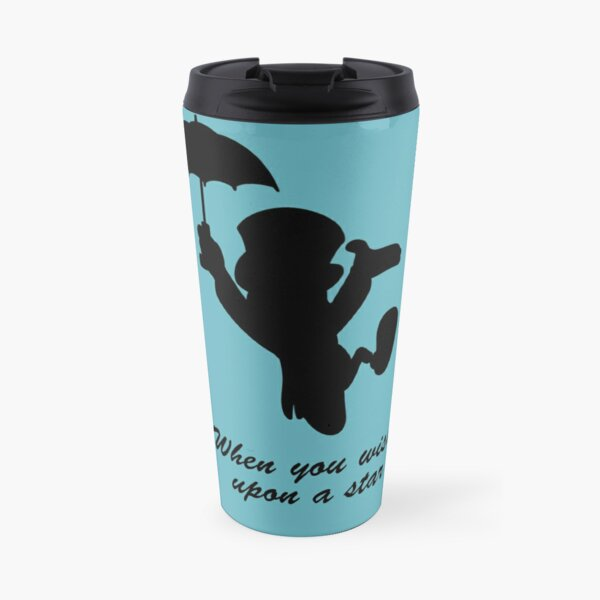 Upon a star Travel Mug