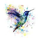 Hummingbird by Arterized