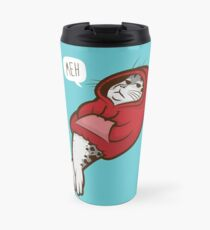 Hooded Seal Travel Mug