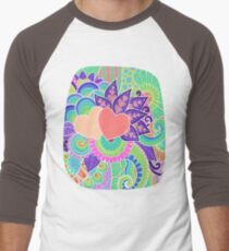 Flowers and Hearts Art T-Shirt