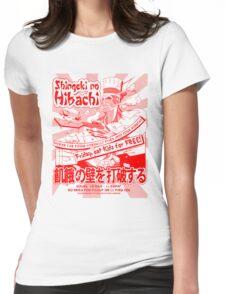 Shingeki no Hibachi (Attack on Hibachi) Womens Fitted T-Shirt