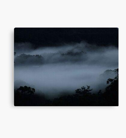 """Darkest before Dawn"" Canvas Print"