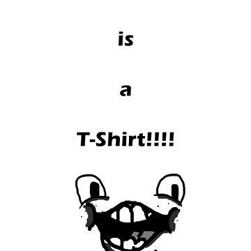 Self Aware T-Shirt by SuperKonata