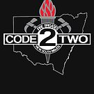 CODE 2 Official Merchandise by rossco