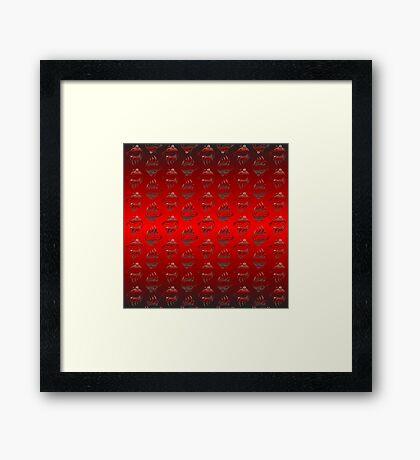 Bear Healing Framed Print