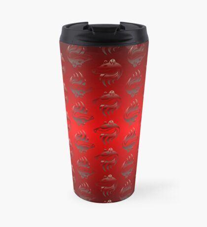 Bear Healing Travel Mug