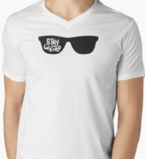 Stay Weird shades T-Shirt