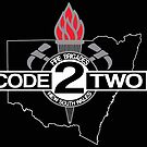 OFFICIAL CODE 2 STICKERS by rossco