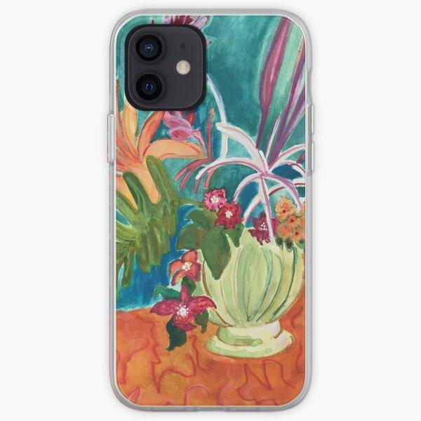 Hawaiian Bouquet iPhone Soft Case