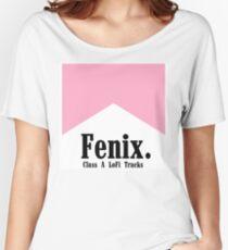 Fenix. beats - Filtered Lofi Women's Relaxed Fit T-Shirt