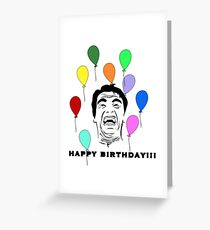 Arnold schwarzenegger birthday greeting cards redbubble happy birthday arnold greeting card bookmarktalkfo Image collections