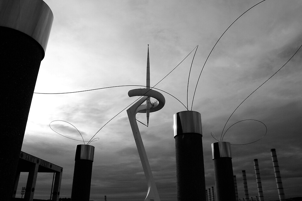antena telefonica by ballain77