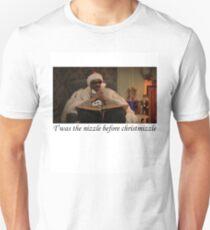 Snoop Dogg zu Weihnachten Unisex T-Shirt