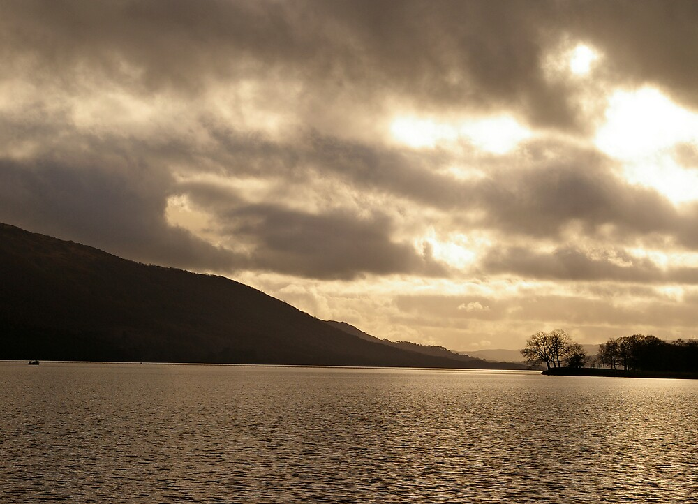 Lake Coniston by jdphotos