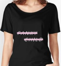 FANXY CHILD Women's Relaxed Fit T-Shirt