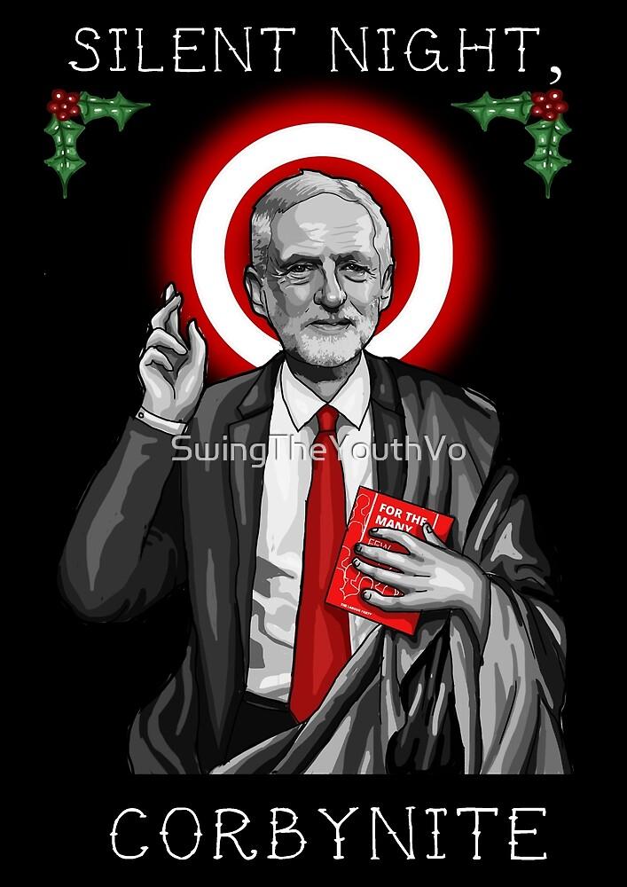 Silent Night, Corbynite by SwingTheYouthVo