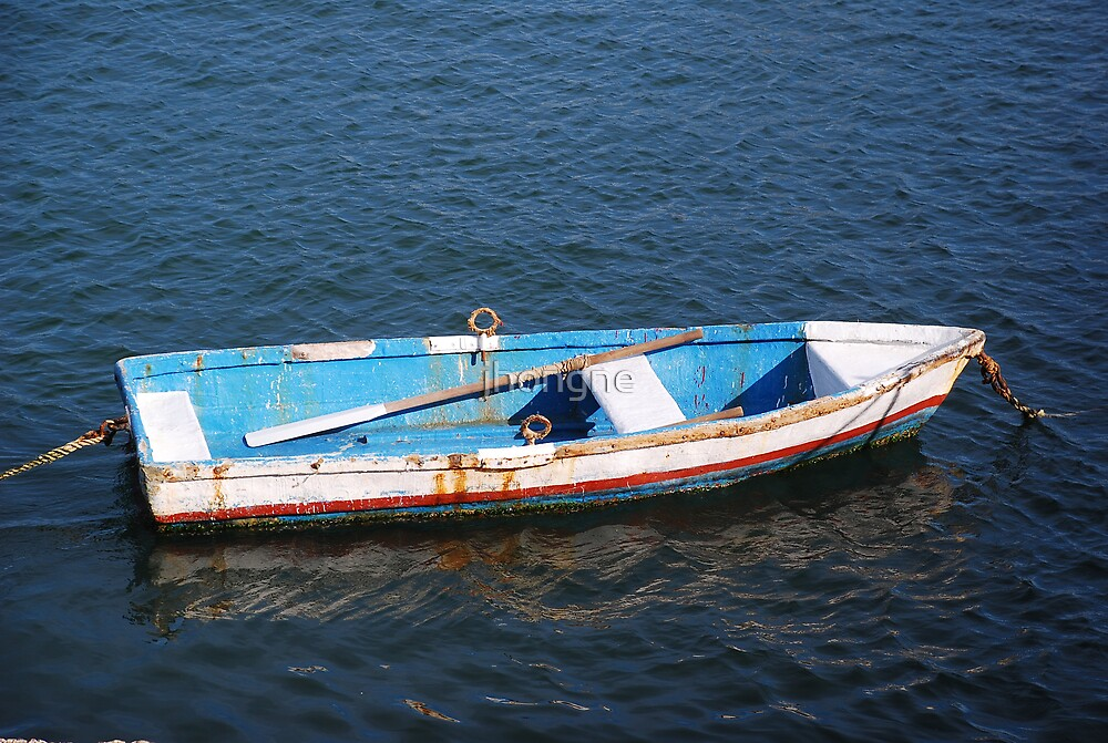 Boat  by jhongne