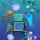 Jellyfish Television by SmileDial