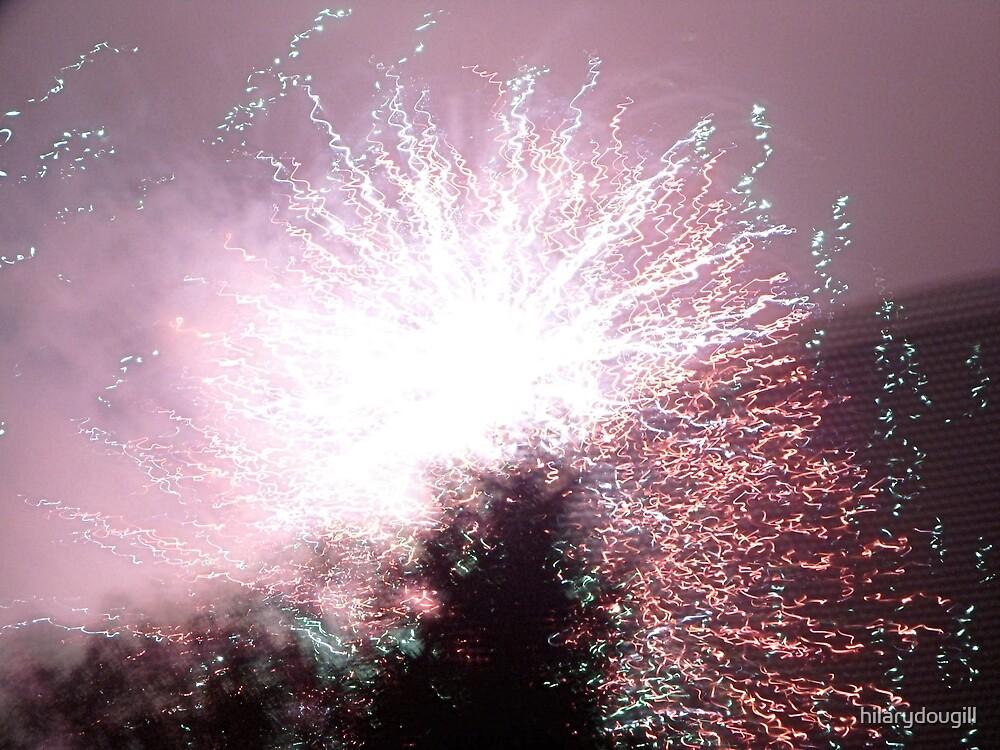 Firework Night by hilarydougill