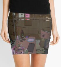 Vaporcrib Mini Skirt