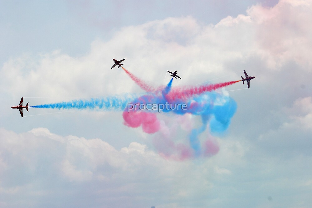 red Arrows 3 by procapture