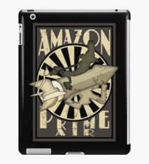Amazon Prime Air Cartoon iPad Case/Skin