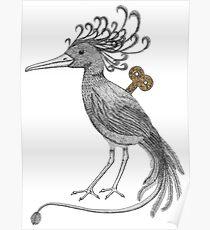 Wind-Up Bird Poster