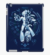 PROJECT X - Blue Print Edition iPad Case/Skin