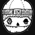 Kaizo Minds - Big Oscar (Black) by LewisJFC