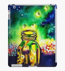 Jar of Fireflies iPad Case/Skin