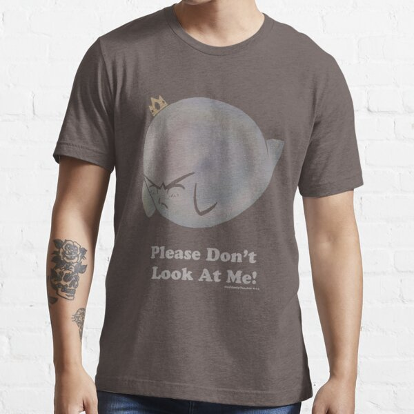 Please Don't Look At Me Essential T-Shirt