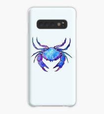 Blue Crab Case/Skin for Samsung Galaxy