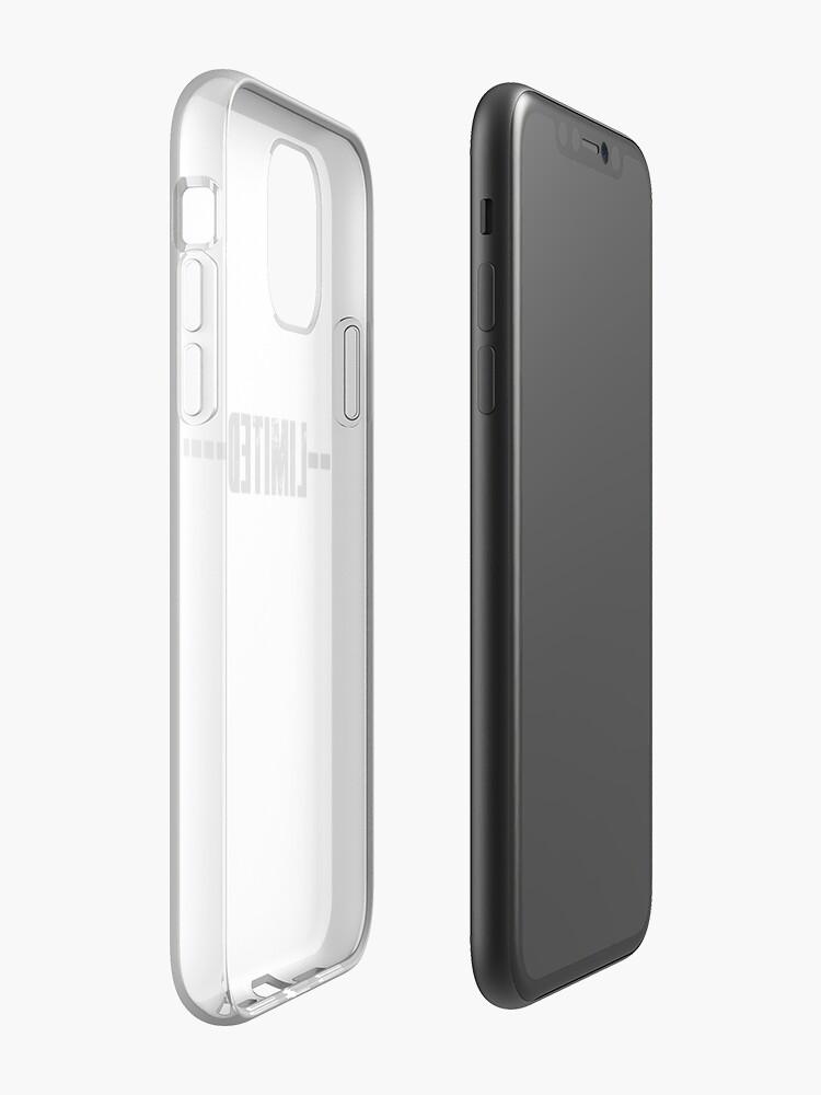 coque uag iphone 8   Coque iPhone «LIMITÉ», par LIMITEDMERCH