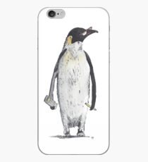 Penguin Accountant iPhone Case