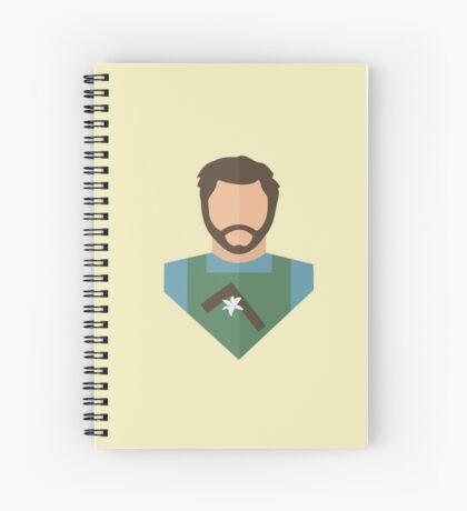 St. Joseph Spiral Notebook