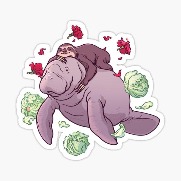 Spirit animals Sticker