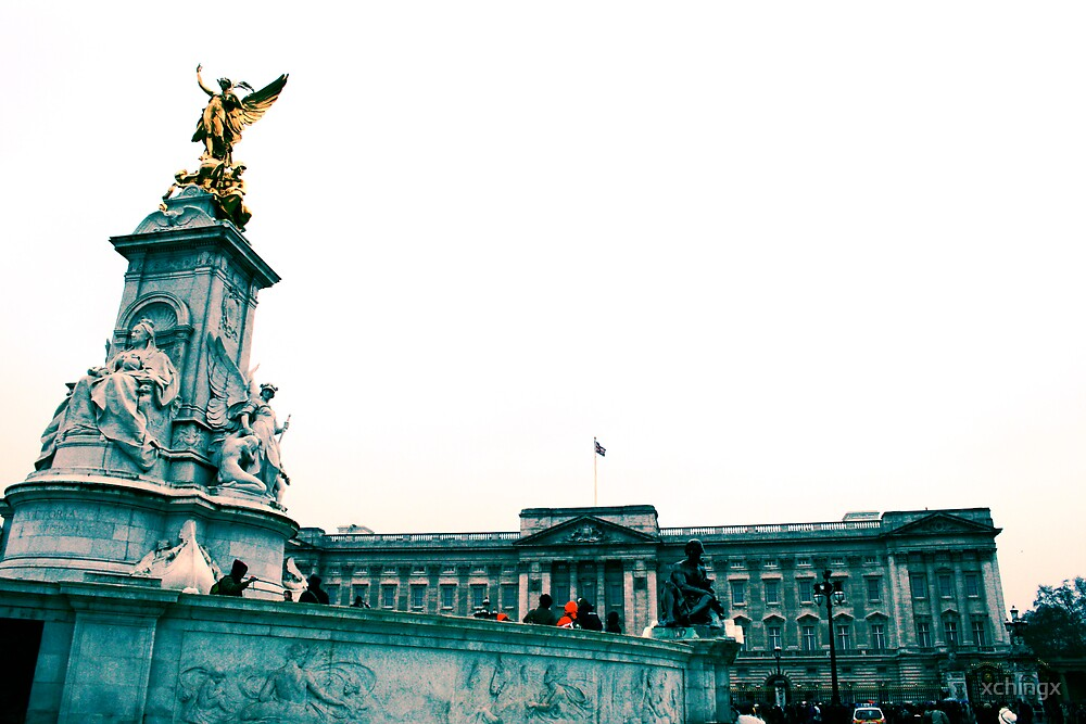 Buckingham by Crystal Nunn