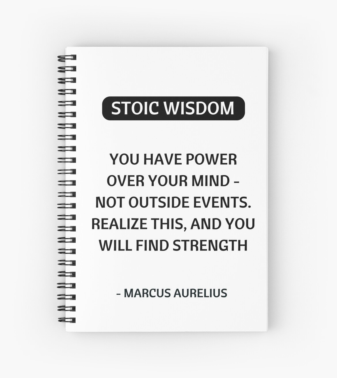 Stoic Philosophy Quotes You Have Power Over Your Mind Marcus