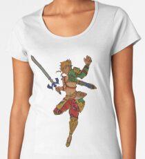 Urbosa's Fury (Breath of the Wild) Women's Premium T-Shirt
