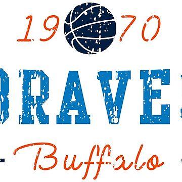 Buffalo Braves by HomePlateCreate